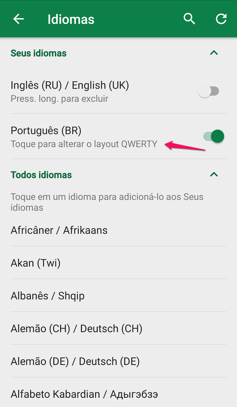 23_finpng langqwerty_red_arrowpng - How To Change Samsung Keyboard Color