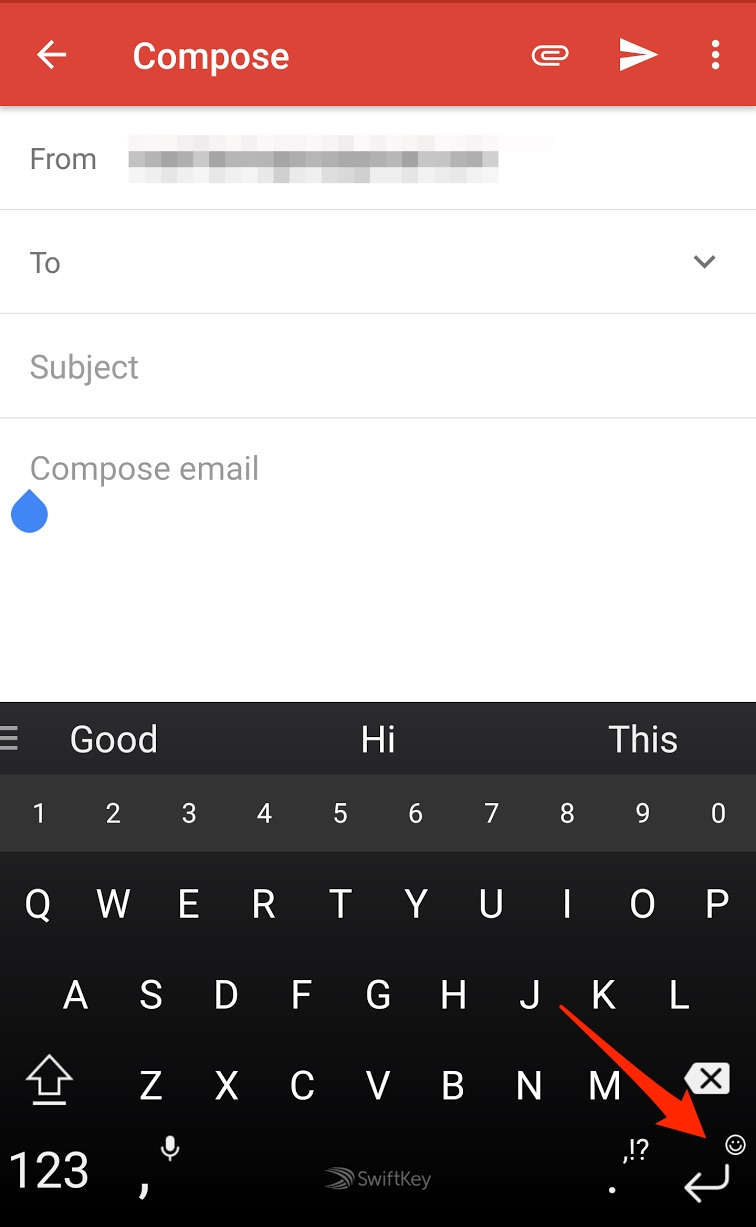 How to use Emoji with SwiftKey – SwiftKey Support