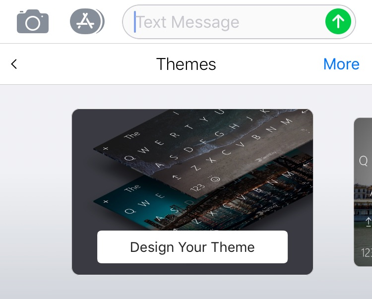 How to change themes and designs – SwiftKey Support