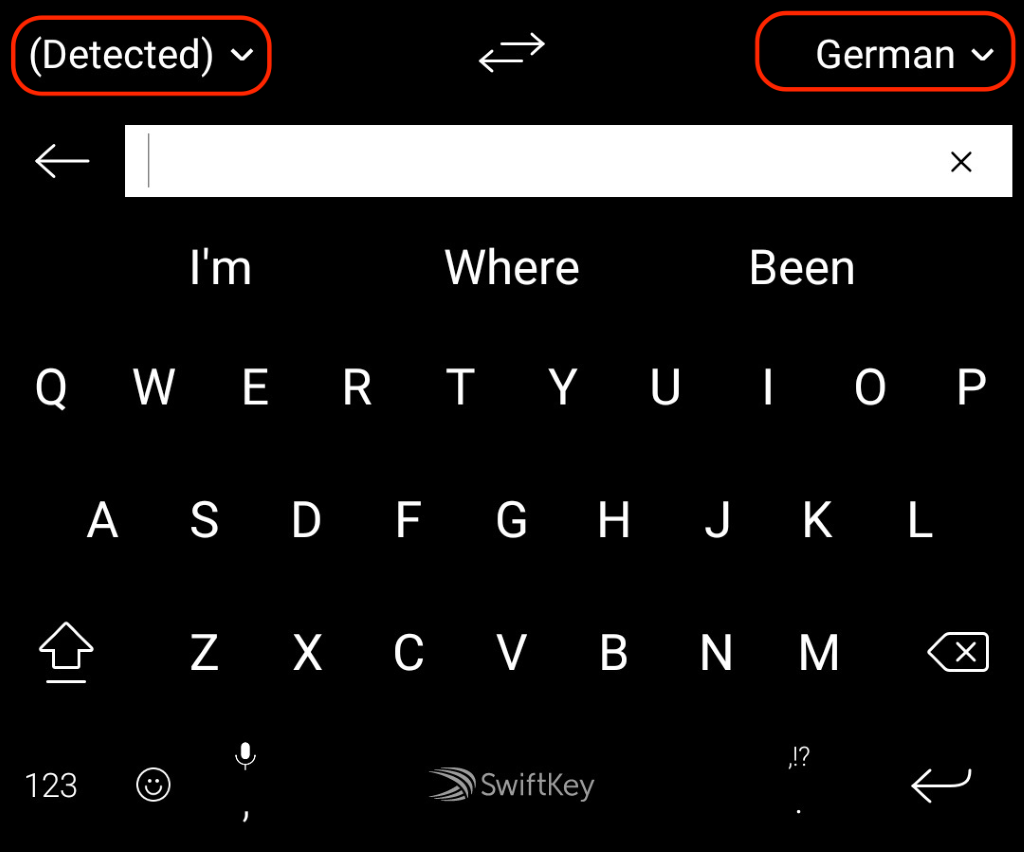 How to use Microsoft Translator with SwiftKey for Android