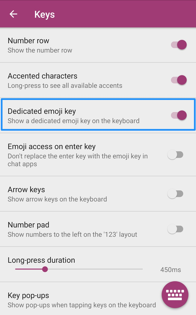 How To Use Emoji With Swiftkey Swiftkey Support