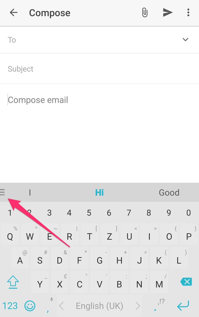 How Do I Insert Accented Characters Swiftkey Support