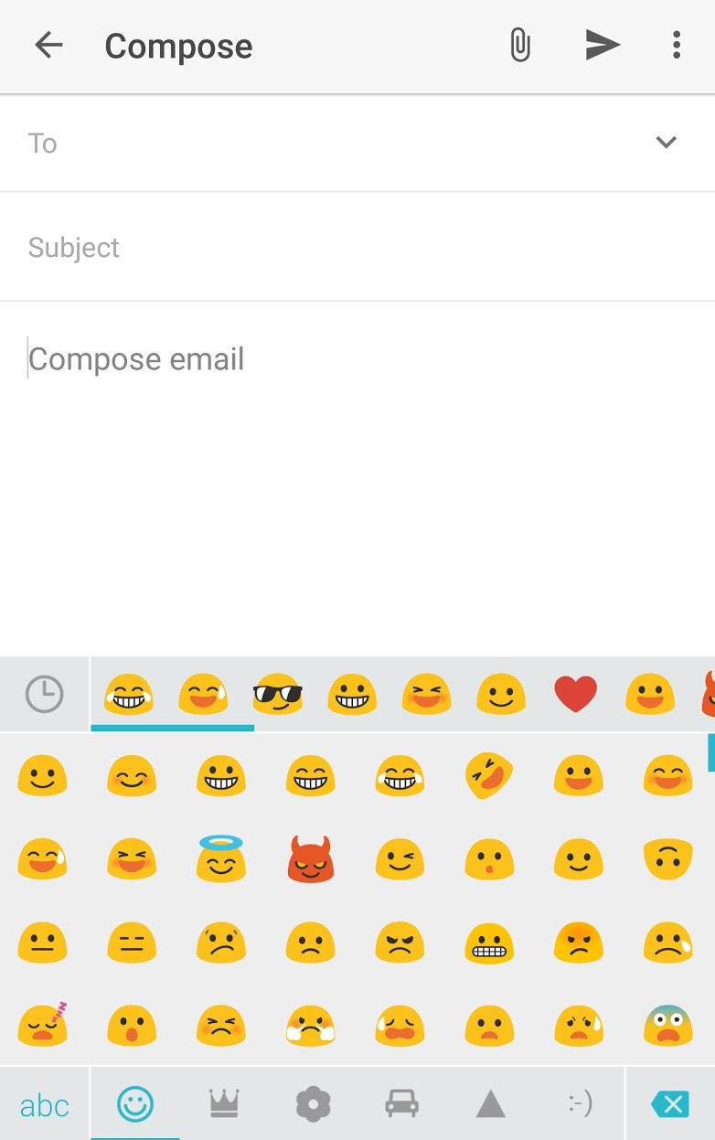 How do i switch between an enteremoji key on swiftkey keyboard when this option is left unchecked emoji can still be accessed from within your messaging apps by long pressing the enter key biocorpaavc Images